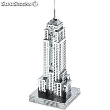 Metal Works: Empire State Building PJA01-3899