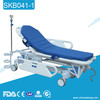 Metal Workstation Hospital Emergency Patient Trolley