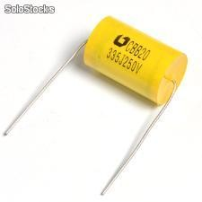 Metallized Polypropylene Film Capacitors-Axial Shape (cbb20)