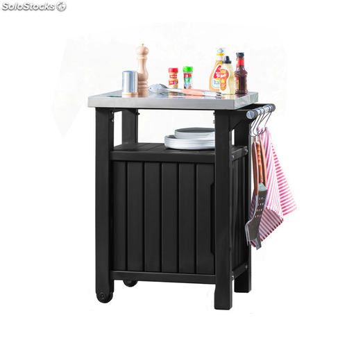 meuble de rangement ext rieur s keter 17202663. Black Bedroom Furniture Sets. Home Design Ideas