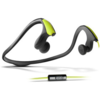 Mezcladores energy sistem energy earphones running one neon green mic