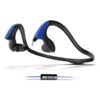 Mezcladores energy sistem energy earphones running two neon blue mic