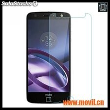 Mica Glass cristal tempered motorola moto z chinos