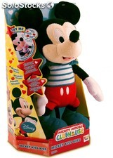 Mickey Mouse besitos. Mickey kiss kiss