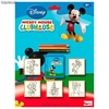 Mickey Mouse Blister mit 5 Stempel