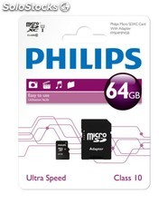 Micro sd 64GB philips