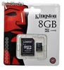 Micro sd kingston de 2go à 8go