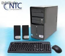 Microcomputador ntc pc I3 4010 (i3-2100/4GB/HD1000/DVD)
