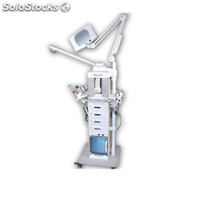 Microdermoabrasion bio face multifuncion 19 en 1