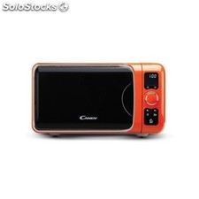 Microondas Candy ego-G25DCO naranja 25L Grill