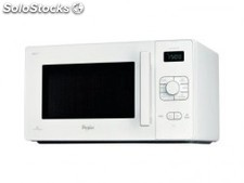Microondas con grill whirlpool gt 283 wh blanco,grill-steam