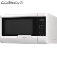 Microondas con grill whirlpool mwd 122 wh 20Ltr.electronico