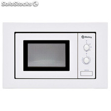 Microondas Integrable Balay 3WMB1918 17 L 800W Blanco