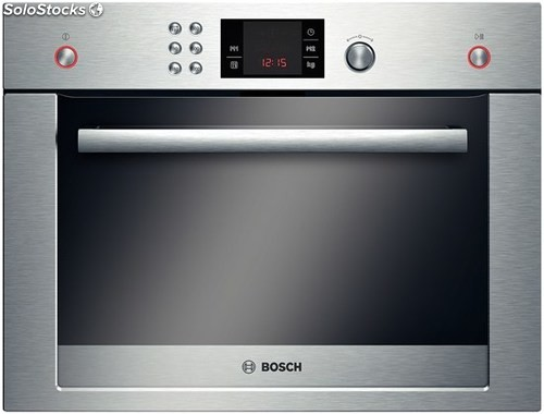 Microondas integrable bosch hmt35m653 inox for Microondas integrable