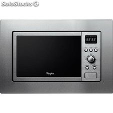 Microondas integrable con grill whirlpool amw 140/ix