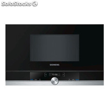 Microondas integrable siemens ag BF634LGS1 21 l 900W acero inoxidable
