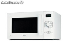 Microondas whirlpool gusto steam gt 283 wh
