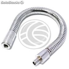 "Microphone Flexible Extension 3/8 ""male female 300mm (XI01)"