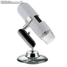 Microscopio Digital Usb 200x 5mpx