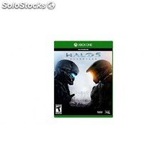 Microsoft - Halo 5: Guardians for Xbox One Básico Xbox One Inglés, Italiano