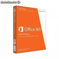 MICROSOFT office 365 home premium - excel / outlook / powerpoint / publisher /