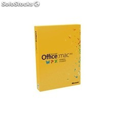 Microsoft - Office:mac 2011 Home & Student, 1u, ESP 1usuario(s) Español