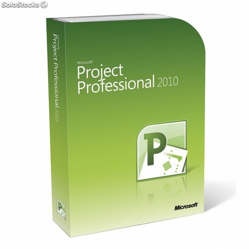 Microsoft Project Professionnel 2010