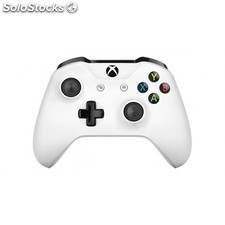 Microsoft - TF5-00003 Gamepad Xbox One Color blanco mando y volante