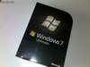 Microsoft Windows 7 Ultimate Box