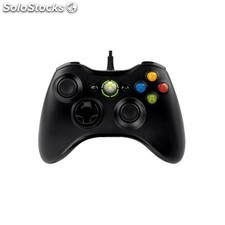 Microsoft - Xbox 360 Controller for Windows Gamepad PC,Xbox Negro