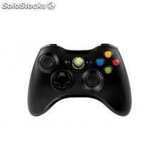 Microsoft - Xbox 360 Wireless Controller for Windows Gamepad PC,Xbox Negro
