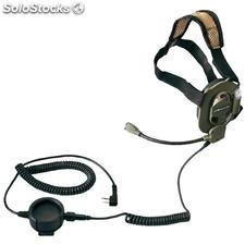 Midland Bow-M Tactical, auricular con micro y PTT