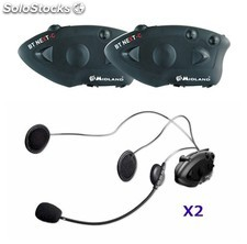 Midland BT Next Conference Twin , Pareja intercom moto para grupos