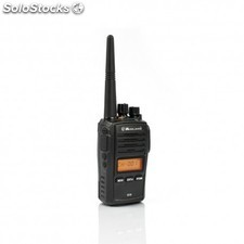 Midland - G18 - PMR446 8channels 446.00625 - 446.09375MHz Negro two-way radios