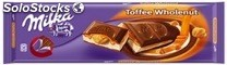 Milka Toffee Whole Nut 300gx12