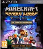 Minecraft:story mode-complete adv./PS3