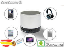Mini altavoz Bluetooth FM Radio sd/tf para MP3 4 ipod ipad iphone 6 5s htc Note
