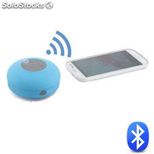Mini altavoz Bluetooth para ducha Clip Sonic Technology