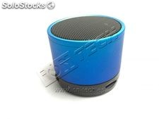 Mini altavoz mp3 microsd bluetooth s10