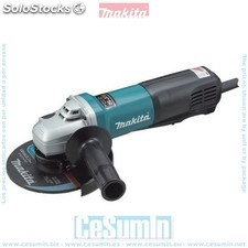 Mini-amoladora 1.400w 150 mm palanca - makita - Ref: 9566PCV01