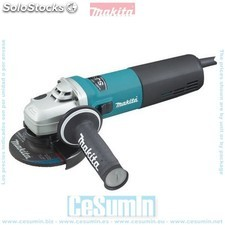 Mini-amoladora 125 mm 1400w 11000 rpm 2.2 kg sjs sar makpower - MAKIT