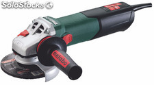 Mini amoladora angular metabo wea 17-125 quick ( 125 mm)