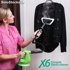 Mini Aspirador a Vapor Steam Mop X6 Compak