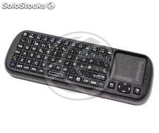 Mini Bluetooth Wireless Keyboard for SmartTV and mobile phone (KP51-0002)