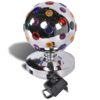 Mini bola discoteca giratoria 20 cm, marca Party Fun Lights