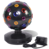 Mini bola discoteca giratoria, marca Party Fun Lights