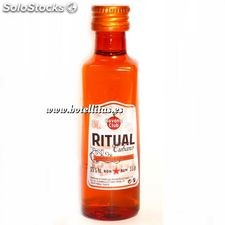 Mini botellitas de Ron Havana Ritual 5cl