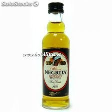 Mini botellitas de Ron Negrita 5cl