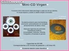 Mini CD - Excelente producto para Merchandising - mini CD virgenes