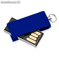 Mini Cl' Usb Intrex 4GB Blue s/t